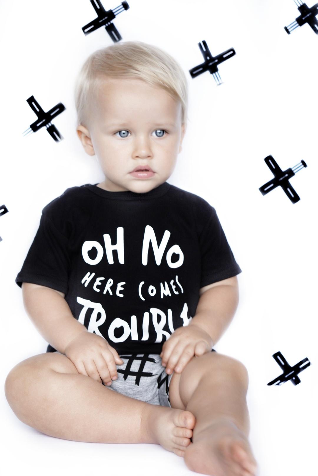 Photo: Trouble_T-Shirt