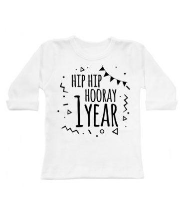 Hip_Hip_Hooray_1_year_longsleeves_white